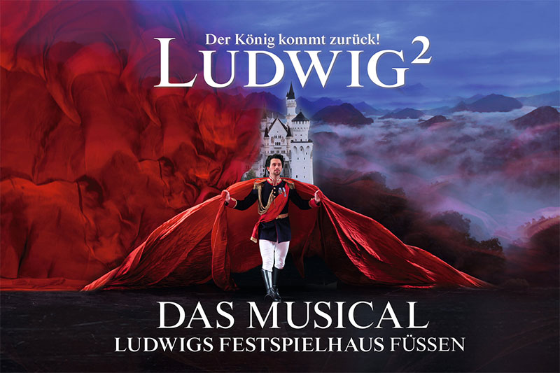 Festspielhaus Füssen – Musical König Ludwig II