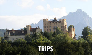 Trips and freetime-suggestions around Neuschwanstein Castle and Hohenschwangau