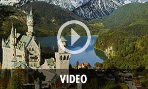 Video of the Romantic Pension Albrecht Neuschwanstein in Hohenschwangau